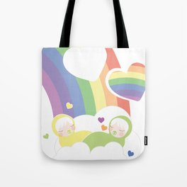 Hope at the end - Commissioned Work Tote Bag