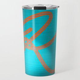 Metallic K Travel Mug