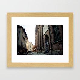 München / Bavaria Framed Art Print