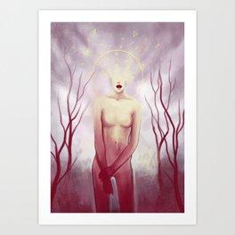 fear itself Art Print