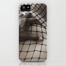 Body Stocking iPhone Case