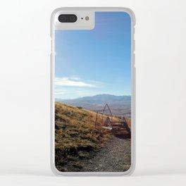 Cowan's Hill Clear iPhone Case