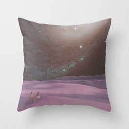 WANDERERS Throw Pillow