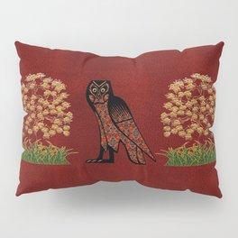 Owl Tapestry Pillow Sham