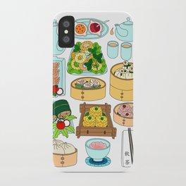 Dim Sum Lunch iPhone Case