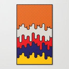 Lichtenstein Canvas Print