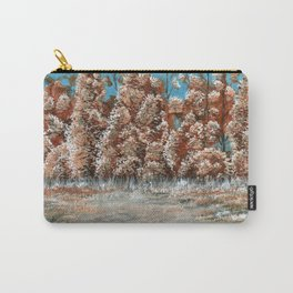 Orange Trees Carry-All Pouch