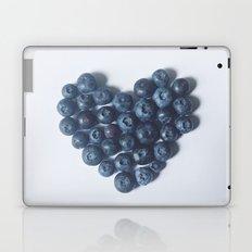 Blueberry Love Laptop & iPad Skin