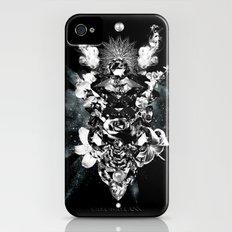 Orchids & Diamonds iPhone (4, 4s) Slim Case