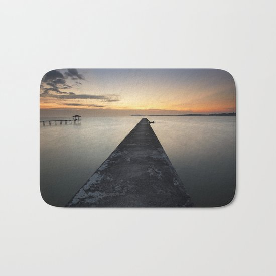 Dock Bath Mat