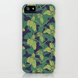 Sexy Basil iPhone Case