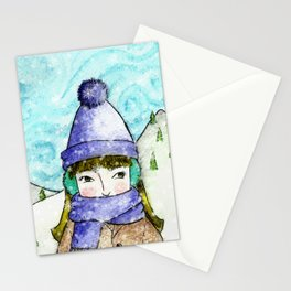 Nieve Stationery Cards