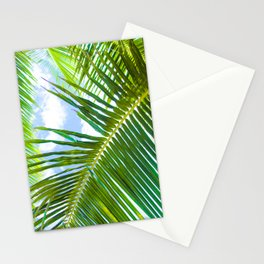 Aloha Lāhainā Palms Maui Hawaii Stationery Cards