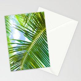 Aloha Lāhainā Palms Maui Hawaii Stationery Cards