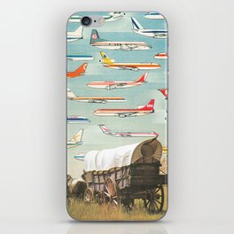 Over There Yonder iPhone Skin