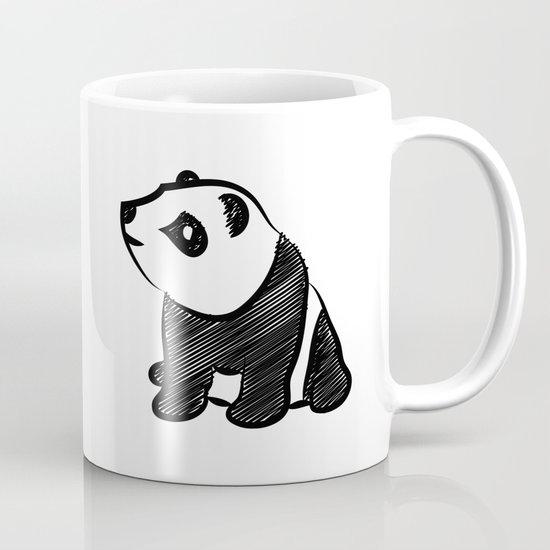 Gothic Panda  Mug