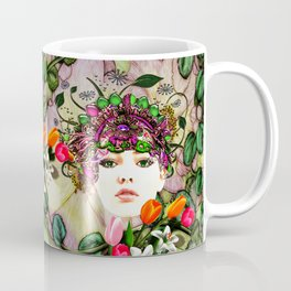 Mixing Memory and Desire Coffee Mug