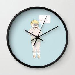 mmm... Wall Clock