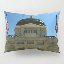 Montana State Capitol Pillow Sham