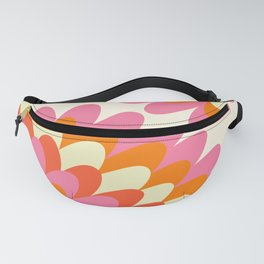 Dahlia at 60's Fanny Pack