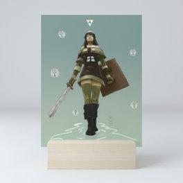 Believe Mini Art Print
