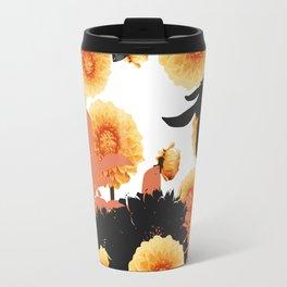 DAHLIA SPIN Travel Mug