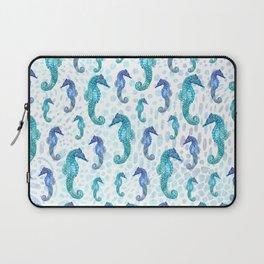 Seahorse Squad Laptop Sleeve