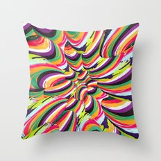 All Day Throw Pillow