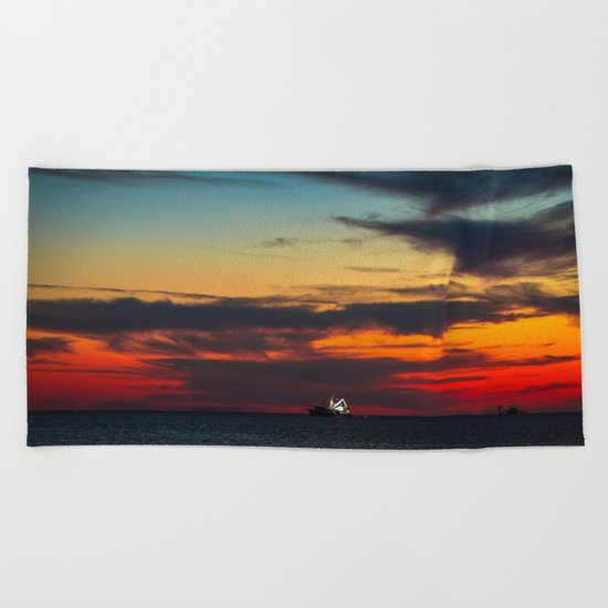 Wait for it ... Beach Towel