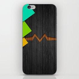 M iPhone Skin