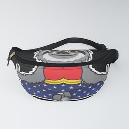 Wonder Sloth Fanny Pack