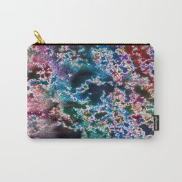 Abstract watercolor splash background Carry-All Pouch