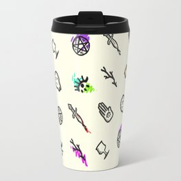 Spooky Trail Mix Travel Mug