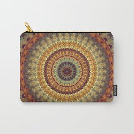 Mandala 377 Carry-All Pouch