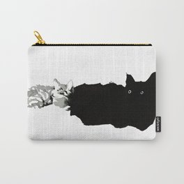Tiny Kitties Carry-All Pouch