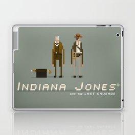 Pixel Art Indiana Jones Laptop & iPad Skin