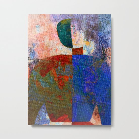 Malevich 3 Metal Print