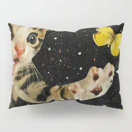 All Across the Universe Chasing Butterflies and Dreams Pillow Sham