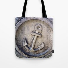 Stone Anchor Tote Bag