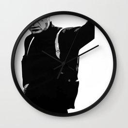 The Eternal Mcqueen Wall Clock