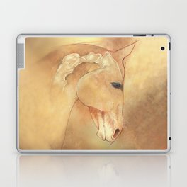 The Equine Poll Laptop & iPad Skin