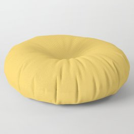Mustard Yellow Solid Floor Pillow