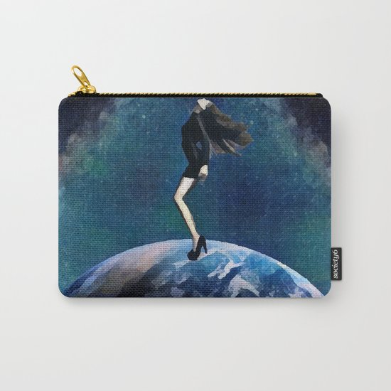 Earth Carry-All Pouch