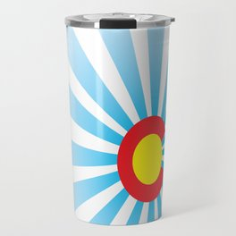 Colorado Sunrise Travel Mug
