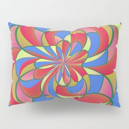 Geometric distortion Pillow Sham