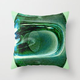 """""""Sonic Forces"""" Throw Pillow"""