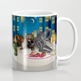 polly klink3 Coffee Mug