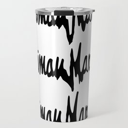 NM Drip (black only) Travel Mug
