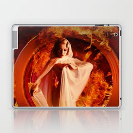 Goddess of Fire Laptop & iPad Skin