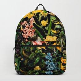 FLORAL AND BIRDS V Backpack